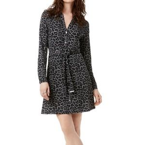 Michael Kors Shirt Dress Small NWT!